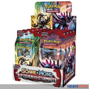 """Pokemon S&M - S.04 """"Aufziehen der Sturmröte"""" - Themend."""