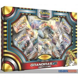 Pokemon - Pokémon Box: Grandiras GX Kollektion (DE)