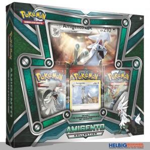 """Pokemon - Pokémon Box """"Amigento Kollektion"""" (DE)"""