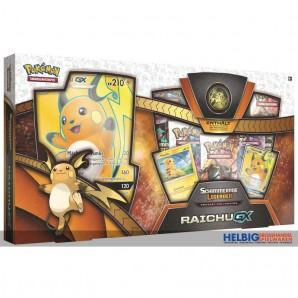 """Pokemon - Sonne & Mond 3.5 """"Alola-Raichu GX Kollektion"""""""