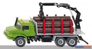 "Siku 2714 - Holz-Transport-LKW ""Zetros"""