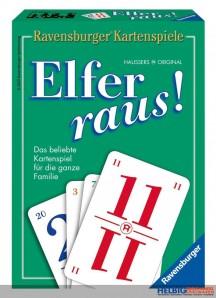 """Kartenspiel """"Elfer raus"""""""