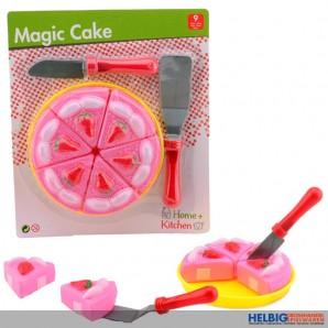 """Spiel-Küchen-Zubehör """"Home+ Kitchen: Magic Cake"""" - 9-tlg."""