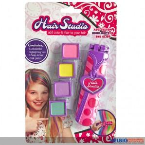 """Haar-Kreide """"Hair-Studio"""" 4er Set"""