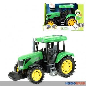 """Traktor mit Licht- & Sound """"Tractor"""" m. Friktion"""