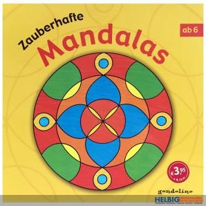 "Malbuch ""Zauberhafte Mandalas"""