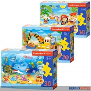 """Formen-Puzzle Kinder """"30 Teile"""" - 3-sort."""