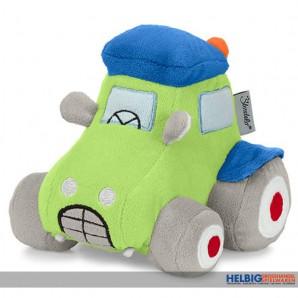 """Plüsch-Spielauto """"Auto Tom"""" mit Rasselfunktion"""