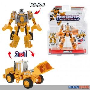 "Transformer-Radlader Metall ""Roboforces"""