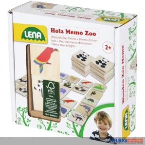 "Holz-Memo ""Holz Memo Zoo"""
