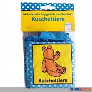 """Buggybuch """"Kuscheltiere"""""""