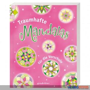 """Malbuch """"Traumhafte Mandalas für Vorschulkinderkinder"""""""