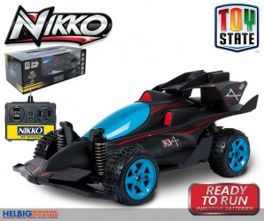 "Nikko RC-Fahrzeug ""Mystery Black Series 4: X-Treme Buggy"""