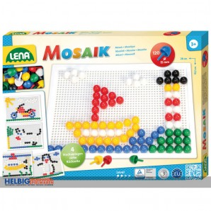 """Mosaik-Set / Steckperlen """"Color"""""""