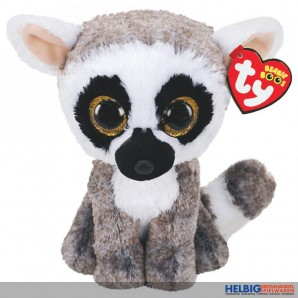 "Glubschi's/Beanie Boo's - Lemur ""Linus"" - 15 cm"