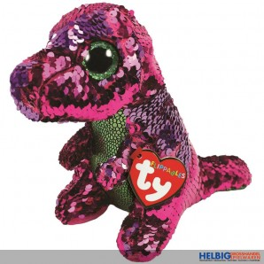 "Ty Flippables - Dinosaurier ""Stompy"" - 24 cm"