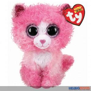 "Glubschi's/Beanie Boo's - Katze ""Reagan"" pink - 15 cm"