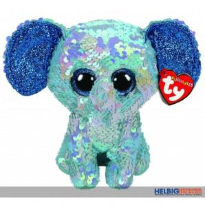 "Ty Flippables - Elefant ""Stuart"" - 15 cm"