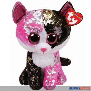 "Ty Flippables - Katze ""Malibu"" - 24 cm"