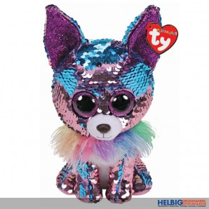 """Ty Flippables - Chihuahua """"Yappy"""" - 24 cm"""