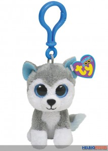 "Boo Clip/Anhänger - Hund ""Slush"" - 8,5 cm"