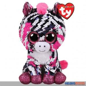 "Ty Flippables - Zebra ""Zoey"" - 15 cm"