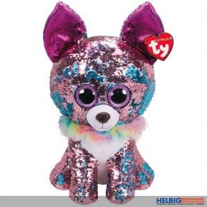"""Ty Flippables - Chihuahua """"Yappy"""" XL - 42 cm"""