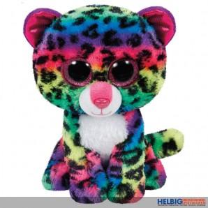 "Glubschi's/Beanie Boo's - Leopard ""Dotty"" - 15 cm"