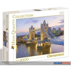 "Puzzle ""Travel - Tower Bridge"" - 1000 Teile"