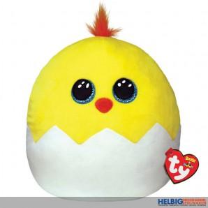 """Squish-a-boos - Plüsch-Kissen Küken """"Chick Popper"""" 35 cm"""