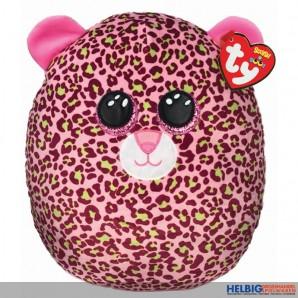 """Squish-a-boos - Plüsch-Kissen """"Leopard Lainey"""" 20 cm"""