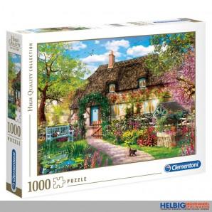 "Puzzle ""The old cottage / Das alte Landhaus"" 1000 Teile"