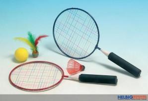 Kinder-Federball-Spiel / Kinder-Badminton-Spiel