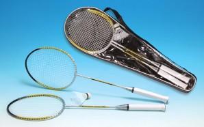 "Federball-Set / Badminton-Set ""Pro"""