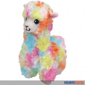 "Beanie Babies - Lama ""Lola"" bunt - 15 cm"