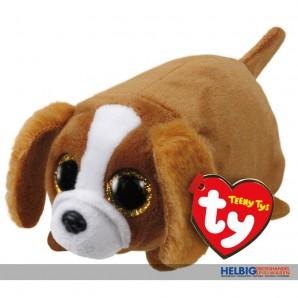 """Teeny Tys - Hund """"Suzie"""" braun/weiss - 10 cm"""
