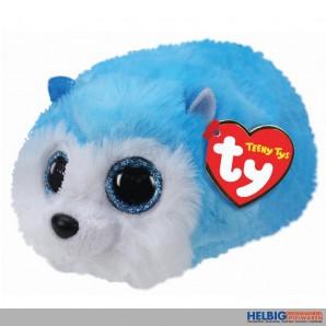 "Teeny Tys - Hund Husky ""Slush"" - 10 cm"