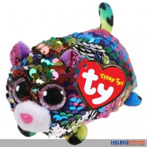 "Teeny Tys Flippables - Leopard ""Dotty"" 10 cm"