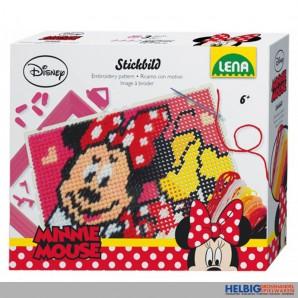 "Stickbild ""Minnie Mouse - Disney"" sort."