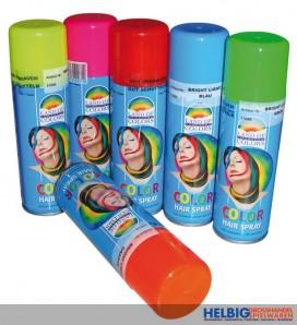 Haarspray Color/Neon/Glitter - 24er Sortiment