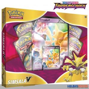 Pokemon - Box: Simsala-V Kollektion (DE)