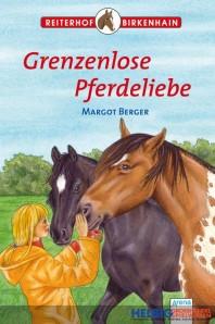 """Lesebuch """"Reiterhof Birkenhain: Grenzenlose Pferdeliebe"""""""