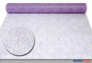 """Deko-Stoff Organza """"Lavendel"""" - 500 x 36 cm"""