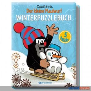 """Puzzlebuch """"Der kleine Maulwurf - Winterpuzzlebuch"""""""