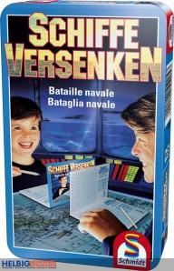 "Mitbringspiel ""Schiffe versenken"""