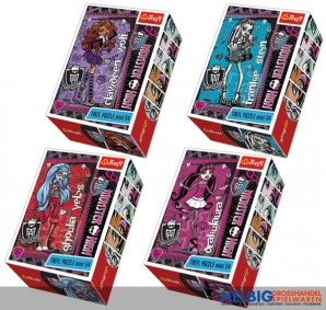 "Mini-Puzzle ""Monster High"" - 54 Teile"
