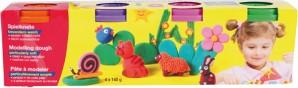 """Spielknete 4er Set """"Sonderfarben"""""""