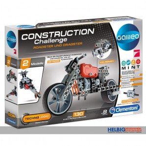 "Galileo ""Construction Challenge - Roadster & Dragster"""
