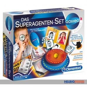 """Galileo Science """"Das Superagenten-Set"""""""