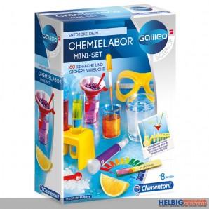 "Galileo Science ""Entdecke dein...Chemielabor Mini-Set"""